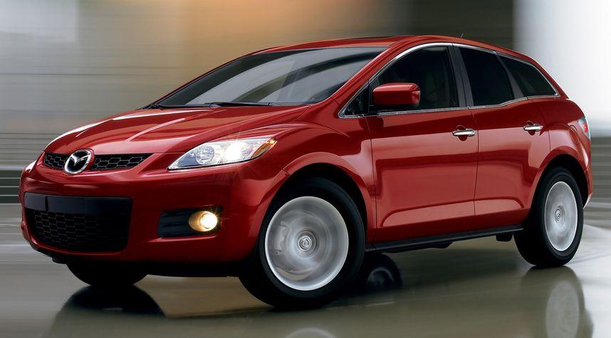 Main photo of Ricardo  Murray 's 2008 Mazda CX-7