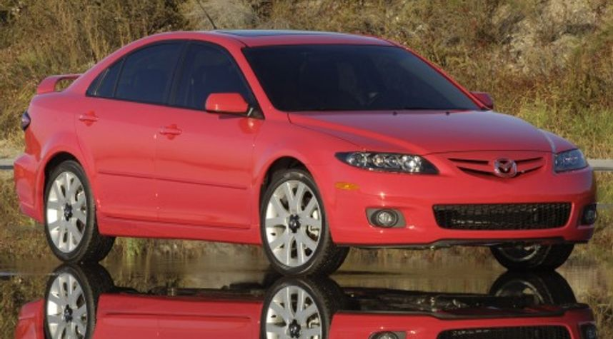 Main photo of Hunter Broome's 2008 Mazda MAZDA6