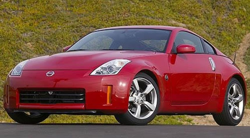 Main photo of Charlie Brooks's 2008 Nissan 350Z