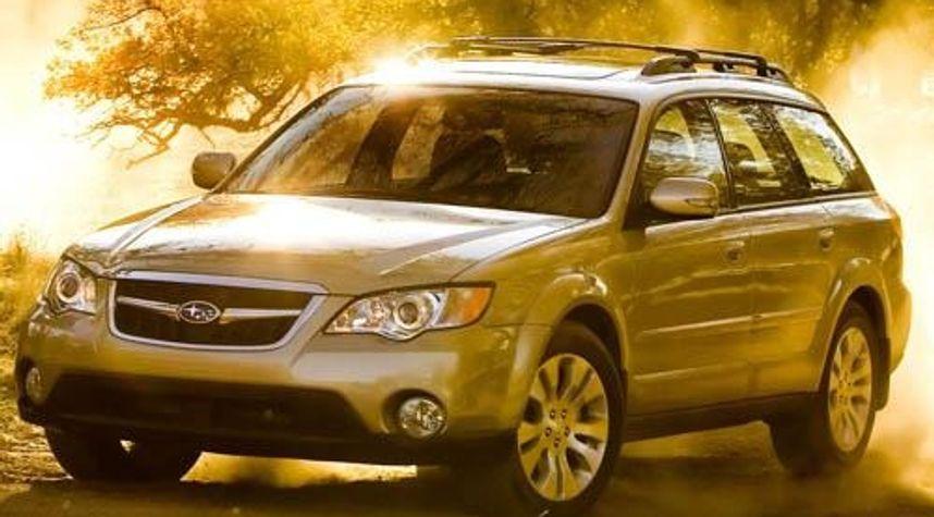 Main photo of Cameron MacDonald's 2008 Subaru Outback