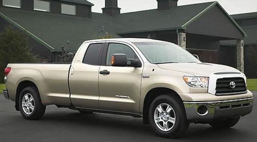 Main photo of Byron Sorto's 2008 Toyota Tundra