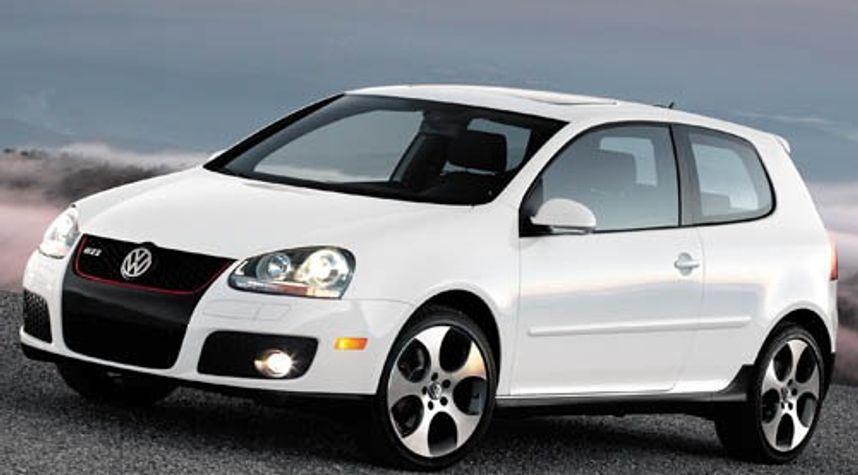 Main photo of Carlos Robalino's 2008 Volkswagen GTI