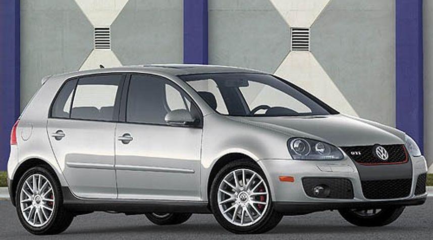 Main photo of Keemo Brown's 2008 Volkswagen GTI