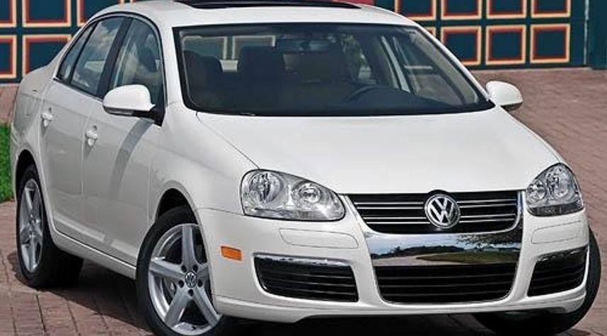 Main photo of Julian  Park 's 2008 Volkswagen Jetta