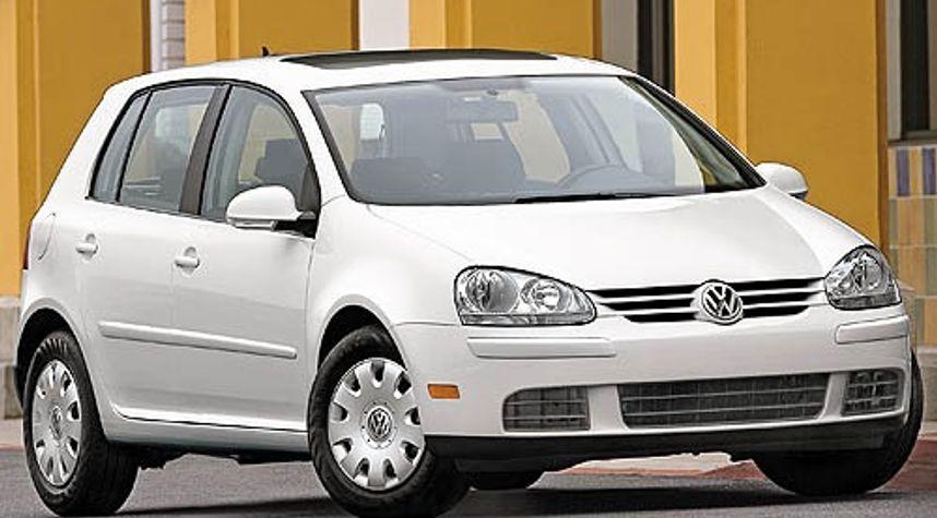 Main photo of Dominick Brayboy's 2008 Volkswagen Rabbit
