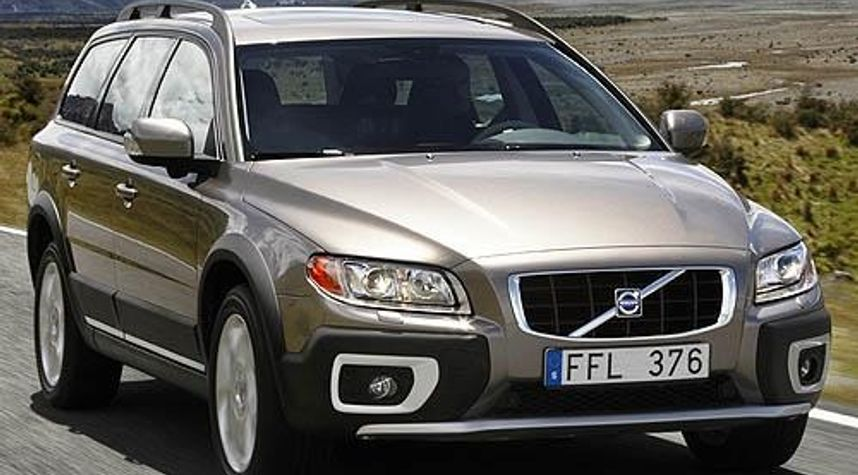 Main photo of GP Laborday's 2008 Volvo XC70
