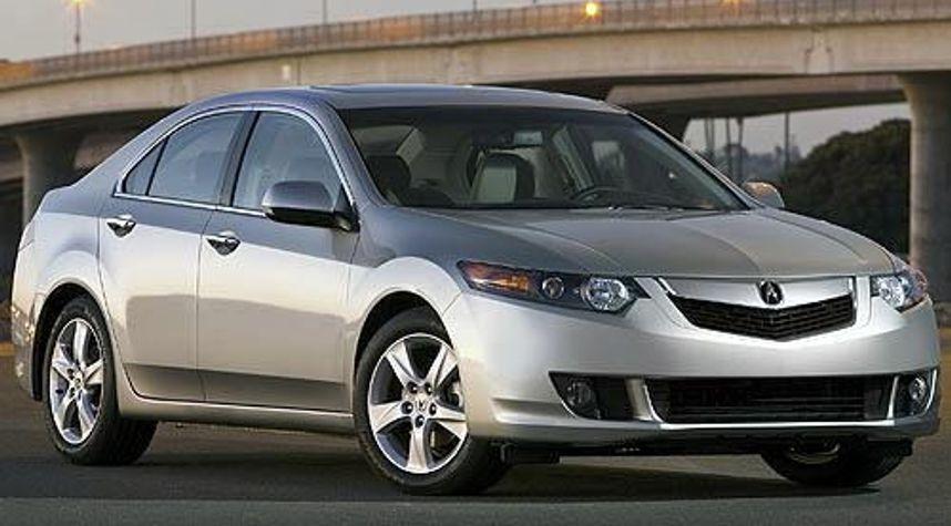 Main photo of Andrew Workmon's 2009 Acura TSX