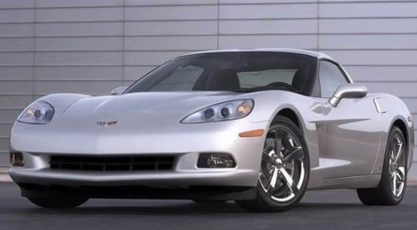Main photo of Abrahm Contreras's 2009 Chevrolet Corvette