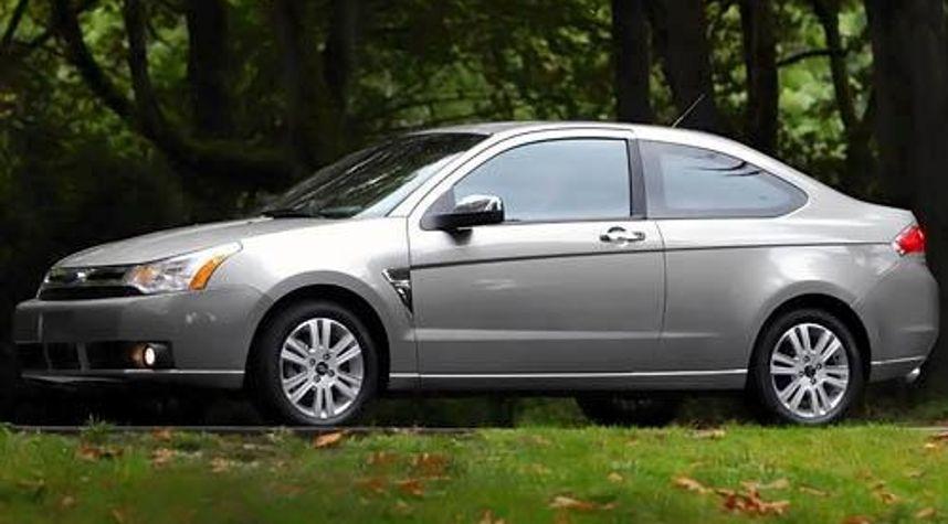 Main photo of SEAN COLLINS's 2009 Ford Focus