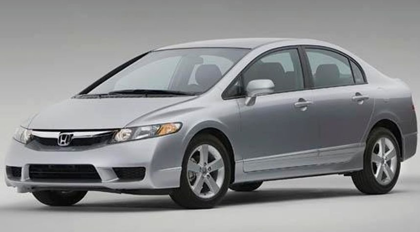 Main photo of Donald Joseph's 2009 Honda Civic