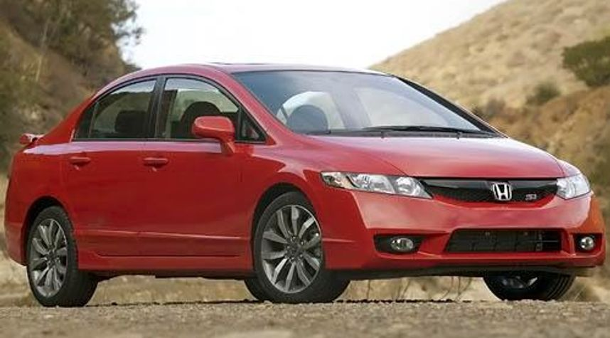 Main photo of Richard Bordas's 2009 Honda Civic