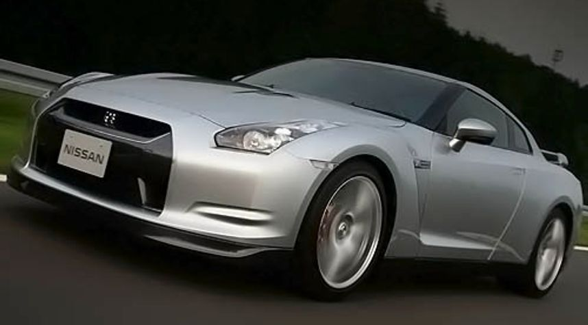 Main photo of Todd Edman's 2009 Nissan GT-R