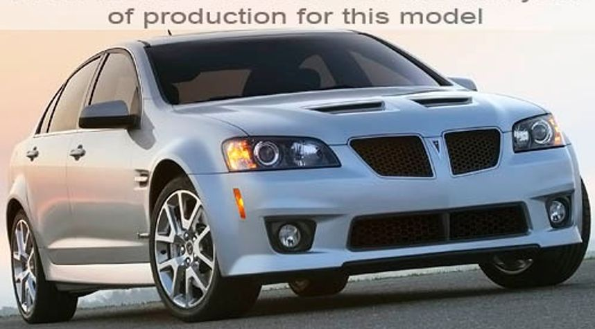 Main photo of Chris Wachel's 2009 Pontiac G8