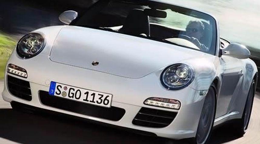 Main photo of Josh Reichard's 2009 Porsche 911