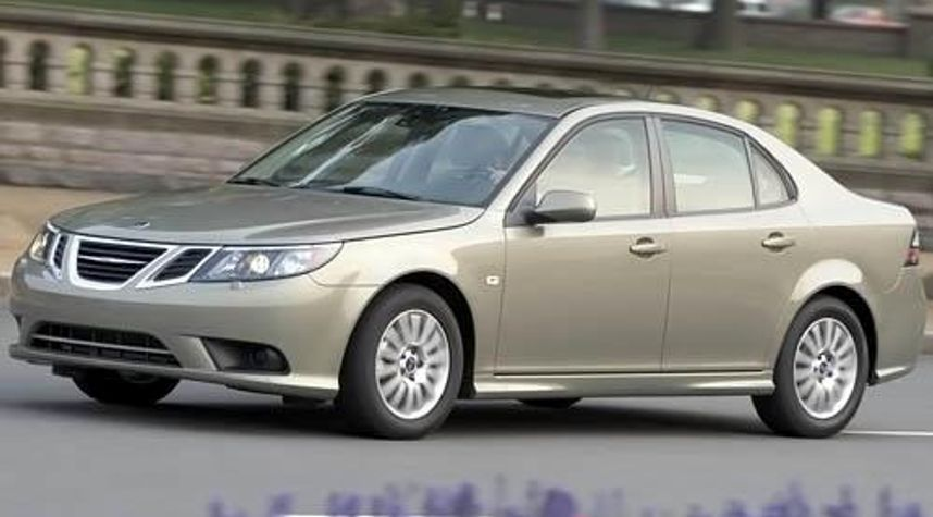 Main photo of Eric Frost's 2009 Saab 9-3