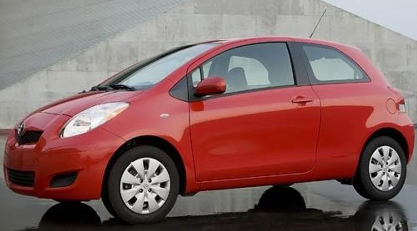 Main photo of Tommy Rioux's 2009 Toyota Yaris