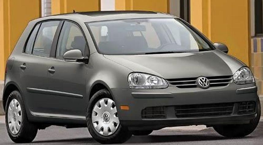 Main photo of Logoris Bn's 2009 Volkswagen Rabbit