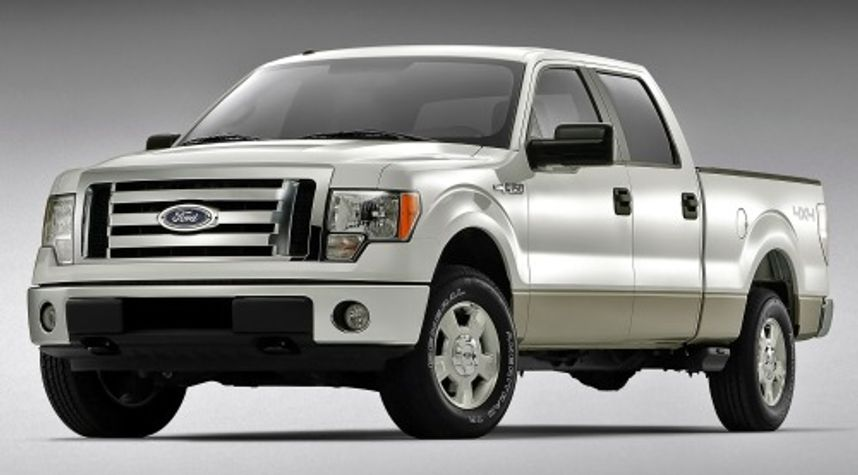 Main photo of Robert Linford's 2010 Ford F-150