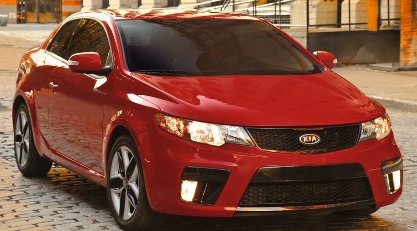 Main photo of James Hunter's 2010 Kia Forte