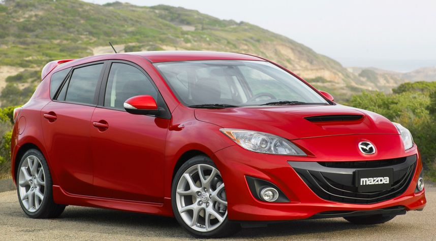 Main photo of Brian Munoz's 2010 Mazda MAZDASPEED3
