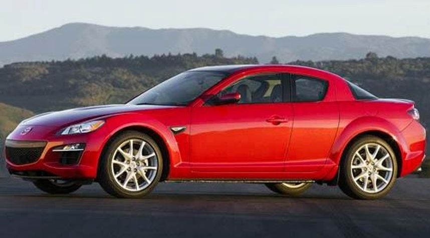 Main photo of Matthew Gomez's 2010 Mazda RX-8