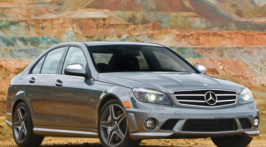 Main photo of Wyatt Nesom's 2010 Mercedes-Benz C-Class