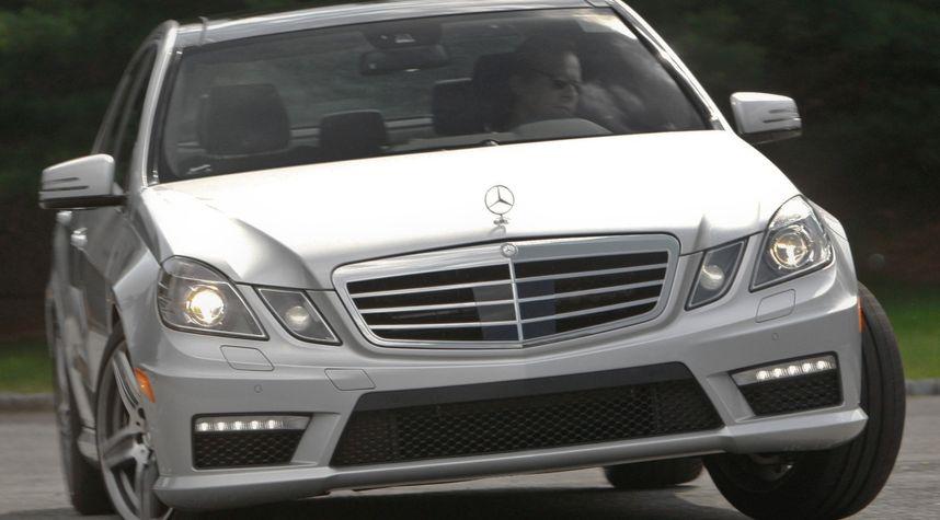 Main photo of Daniel Inman's 2010 Mercedes-Benz E-Class