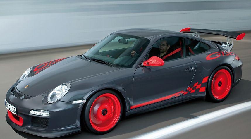 Main photo of José Manuel Ibarra's 2010 Porsche 911