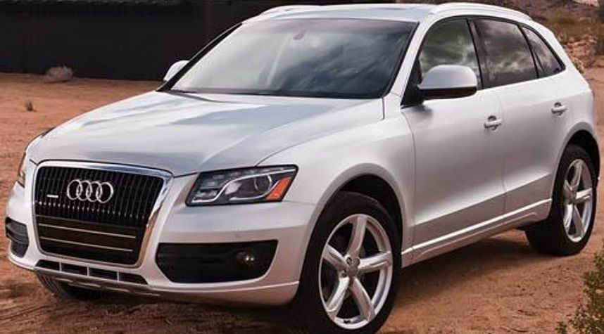 Main photo of Luis Galan Garcia's 2011 Audi Q5