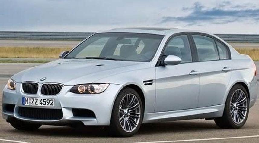 Main photo of Matthew Zaleta's 2011 BMW M3