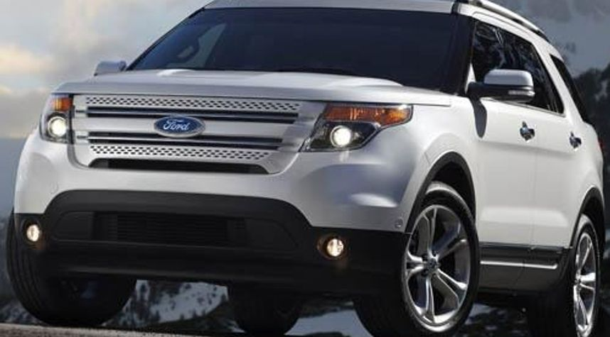 Main photo of Kenneth Morris's 2011 Ford Explorer