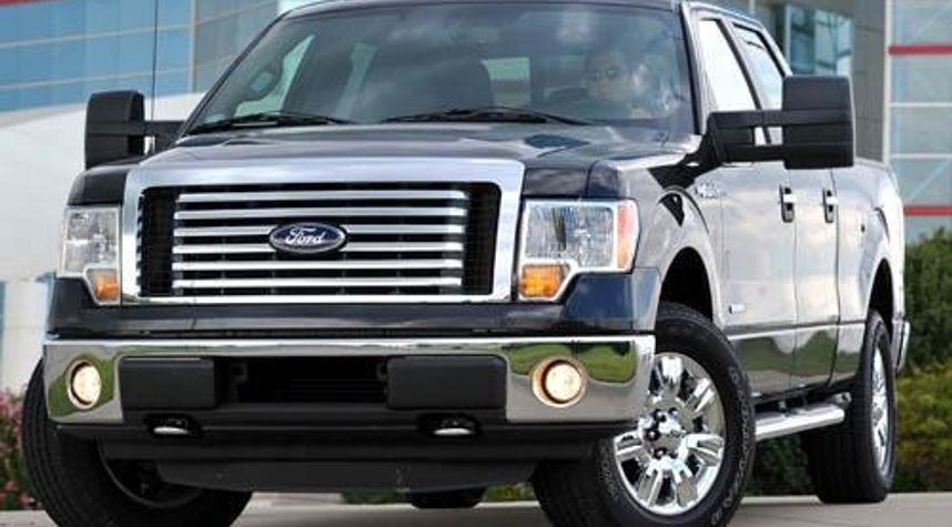 Main photo of Aaron Williams's 2011 Ford F-150
