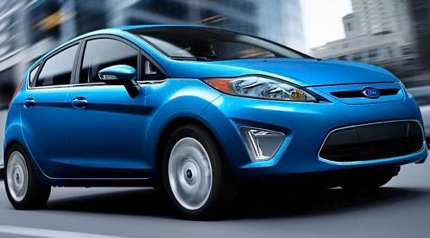 Main photo of Jared Francisco's 2011 Ford Fiesta