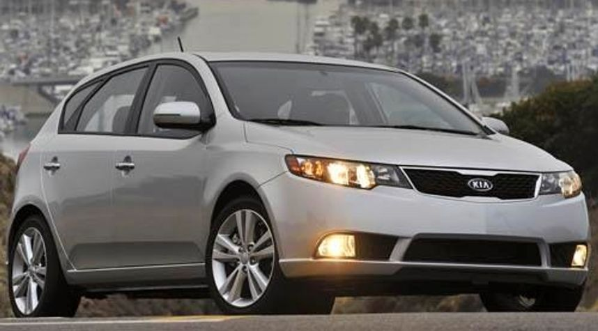 Main photo of James Hunter's 2011 Kia Forte