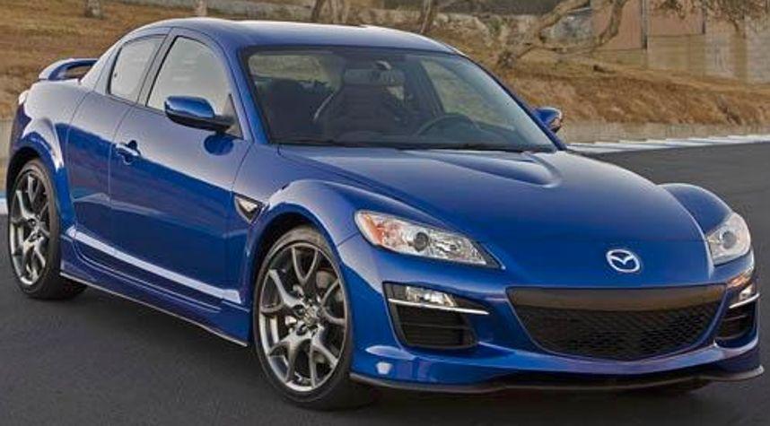 Main photo of Isaiah Rivera's 2011 Mazda RX-8