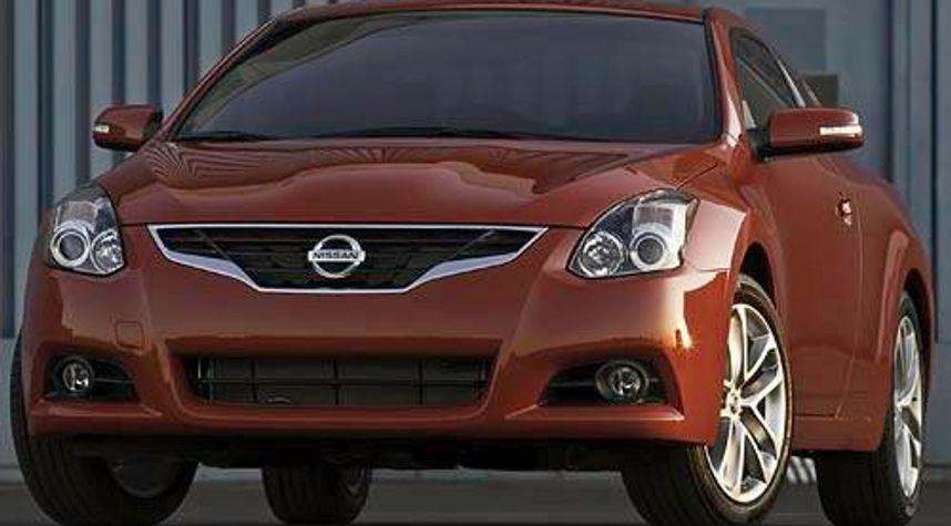 Main photo of Logan Sutherland's 2011 Nissan Altima