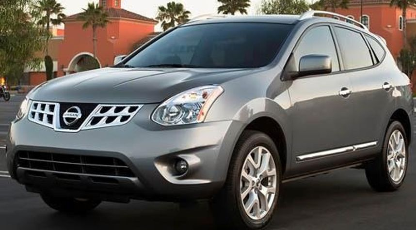 Main photo of Allen S's 2011 Nissan Rogue