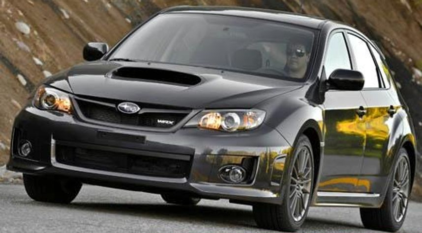 Main photo of Brandon Mowder's 2011 Subaru Impreza