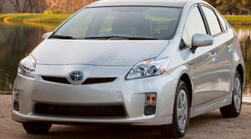 Main photo of As Subuur John's 2011 Toyota Prius