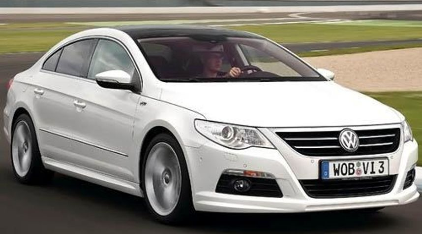 Main photo of Drew Crawford's 2011 Volkswagen CC