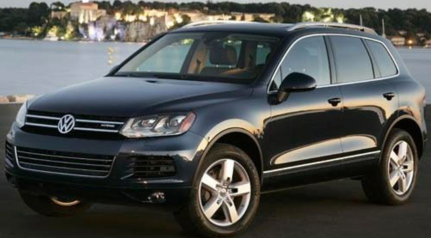 Main photo of Jason Kehrer's 2011 Volkswagen Touareg
