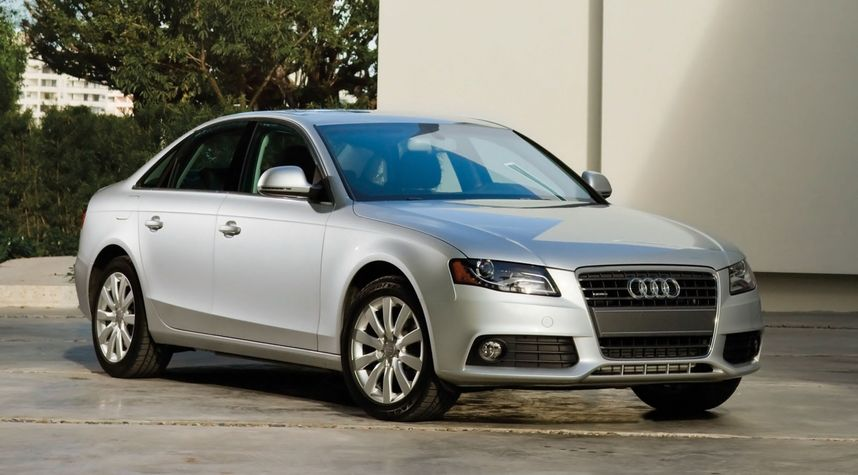 Main photo of Andres Diaz's 2012 Audi A4
