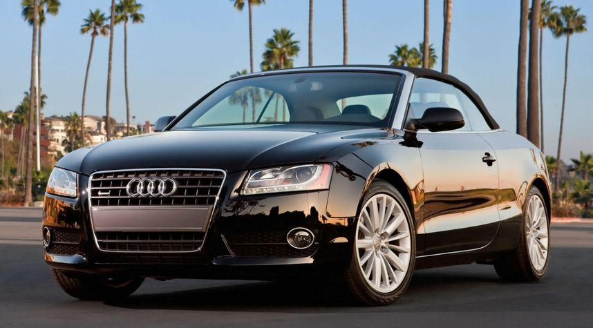 Main photo of Sterling  Jones's 2012 Audi A5