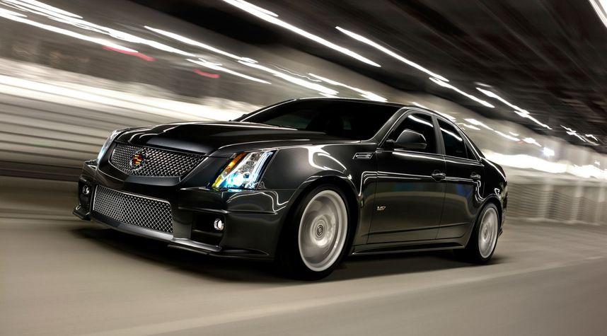 Main photo of Allen Sundve's 2012 Cadillac CTS-V