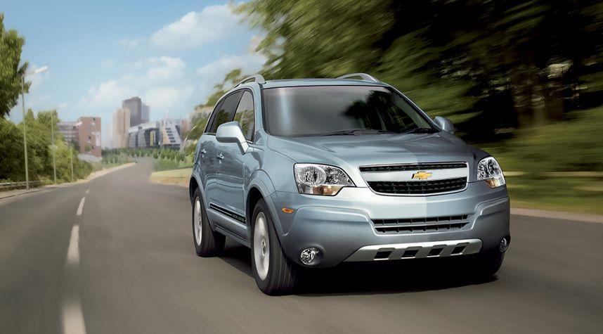 Main photo of Cole Garcia's 2012 Chevrolet Captiva Sport