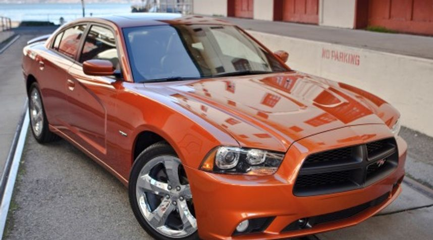 Main photo of Ryan Byers's 2012 Dodge Charger