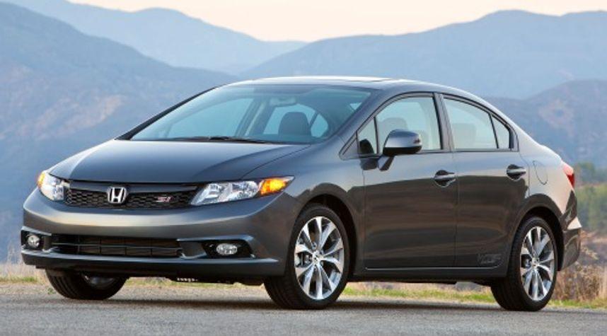 Main photo of Craig J Goldberg's 2012 Honda Civic