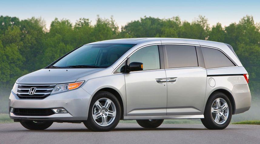 Main photo of Andrew Jenkins's 2012 Honda Odyssey
