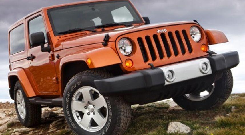 Main photo of Kenneth Morris's 2012 Jeep Wrangler