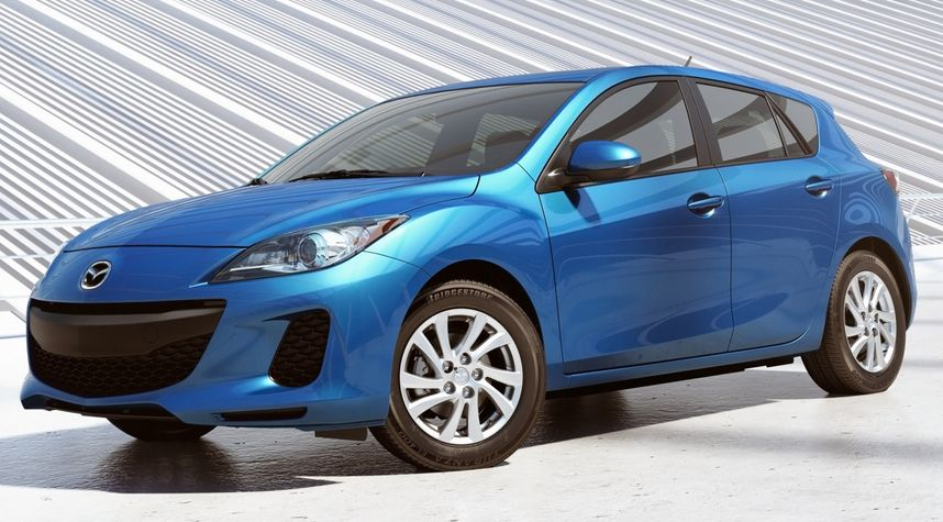 Main photo of Justin Long's 2012 Mazda MAZDA3